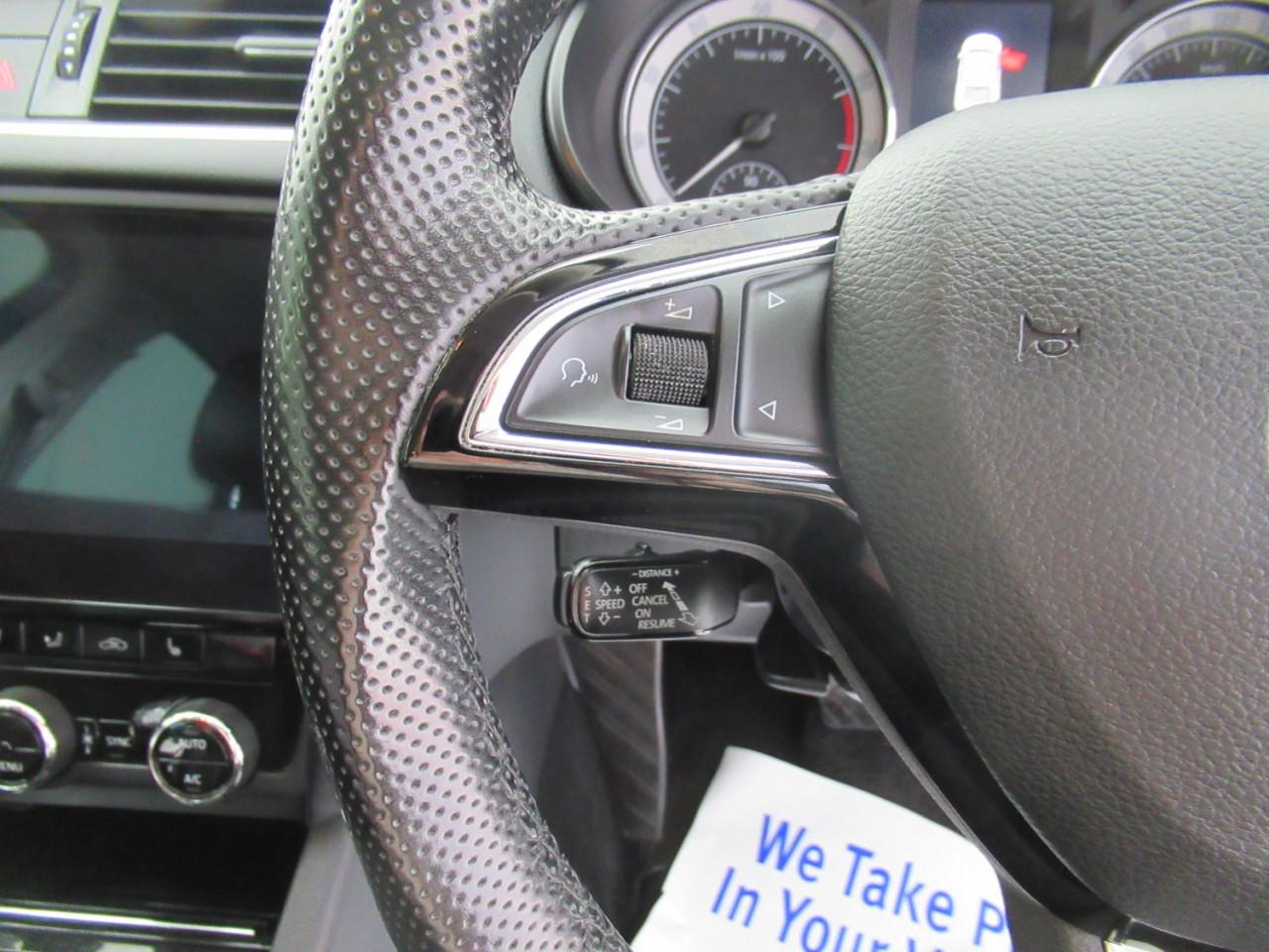 2017 MY18 Skoda Octavia NE MY18 110TSI Sedan Image 20