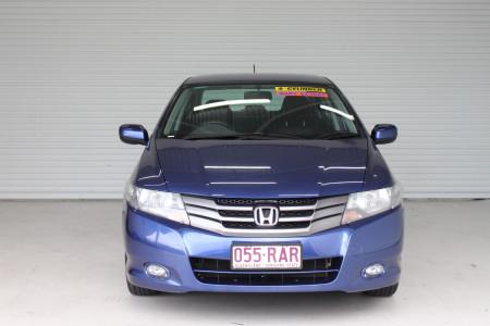 2010 Honda City GM MY10 VTI-L Sedan Image 3