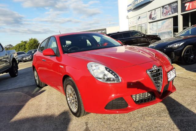 2013 Alfa Romeo Giulietta Series 0  Hatchback Image 3