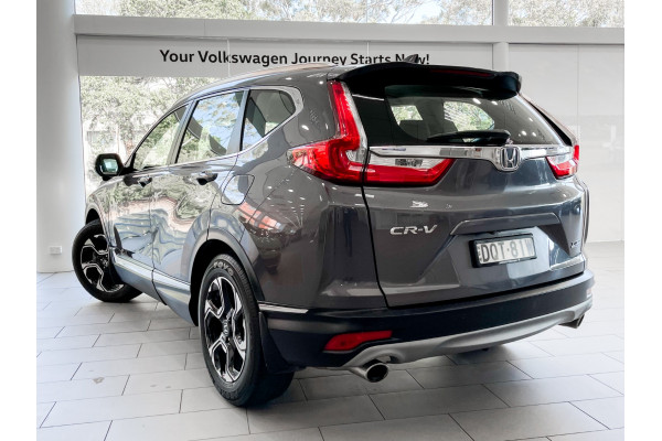 2017 Honda CR-V RM Series II  VTi-S Suv Image 4