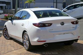 2021 MY20 Mazda 3 BP G25 GT Sedan Sedan Image 4