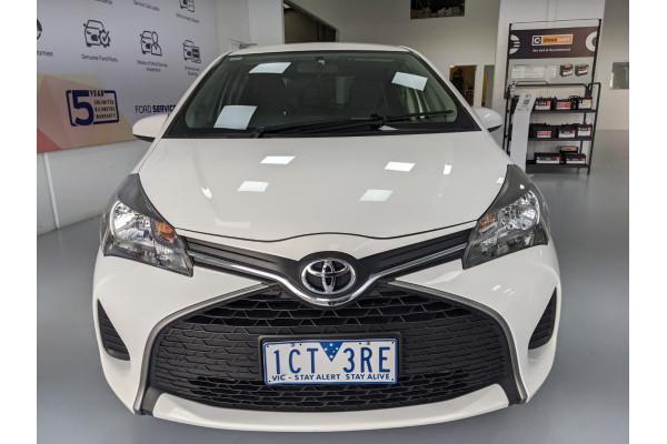 2014 Toyota Yaris NCP130R ASCENT Hatchback Image 3