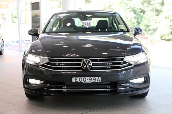 2020 MY21 Volkswagen Passat 140TSI Business 2.0LT/P 7Spd DSG Sedan Image 5
