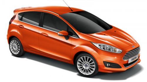 2016 MY15 Ford Fiesta WZ Sport Hatchback
