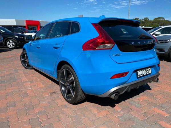 2013 Volvo V40 M Series MY13 T5 Adap Geartronic R-Design Hatchback