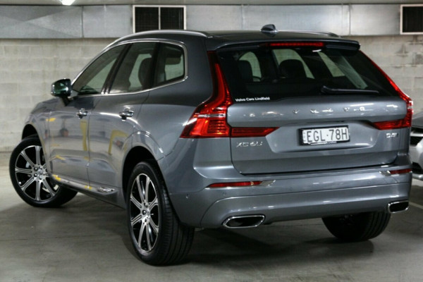 2019 MY20 Volvo XC60 UZ D4 Inscription Suv Image 3