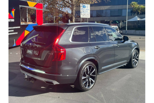 2020 MY21 Volvo XC90 L Series MY21 T6 Geartronic AWD Inscription Suv Image 4