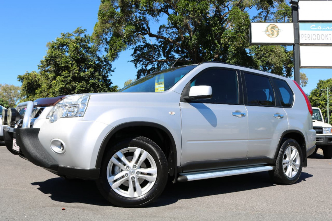 2011 Nissan X-Trail T31 SERIES IV ST Wagon