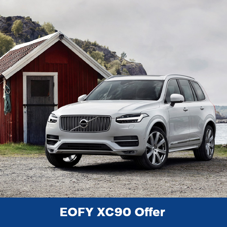 End of Financial Year Event - XC90 Offer