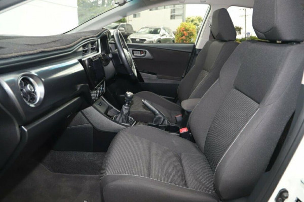 2015 Toyota Corolla ZRE182R Ascent Sport Hatchback