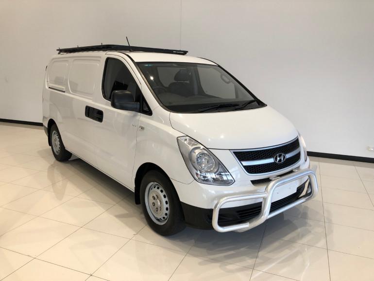 2015 Hyundai Iload TQ2-V Turbo Van