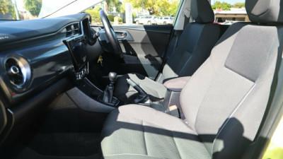 2015 Toyota Corolla ZRE182R Ascent Sport Hatchback