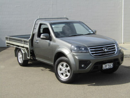 Great Wall Steed Single Cab 4x4 Flatdeck