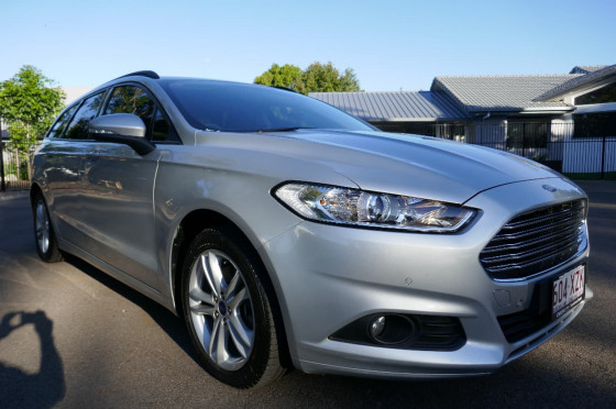 2015 Ford Mondeo Md Wagon Wagon For Sale In Caloundra Sunshine