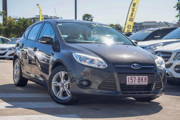 2014 Ford Focus LW MK2 MY14 Trend Hatchback