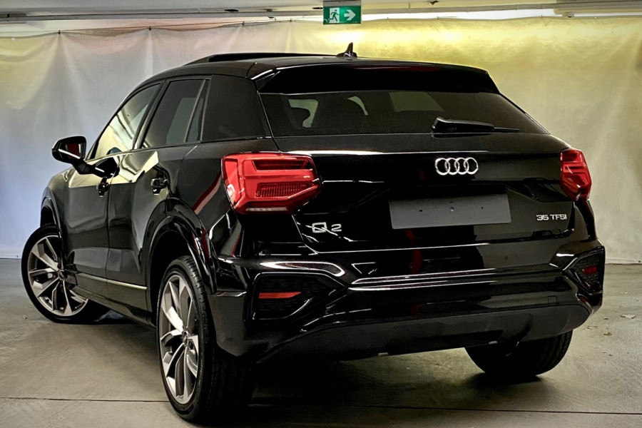 2021 Audi Q2 S-tronic