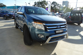 Ford Ranger 4x2 XLT Double Pick-Up HR 3.2 Diesel PX