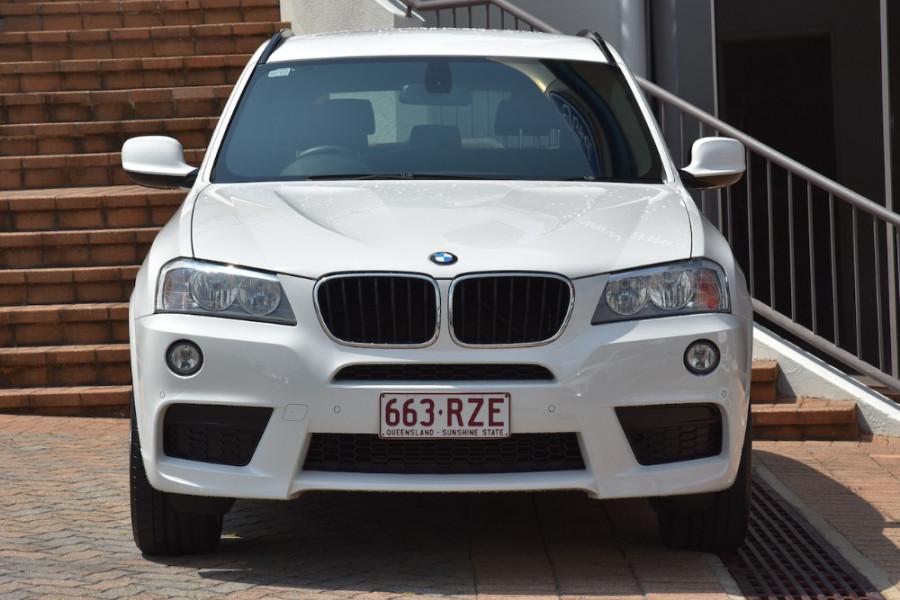 2011 BMW X3 F25 xDrive20d Suv