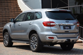 2018 MY19.00 Ford Everest UA II 2019.00MY Titanium Suv Image 3