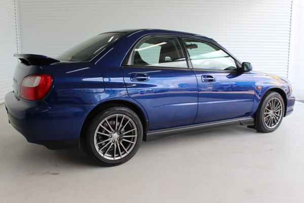 2000 MY01 Subaru Impreza S MY01 WRX Sedan Image 2