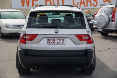 2004 BMW X3 E83 MY05 Suv Image 4