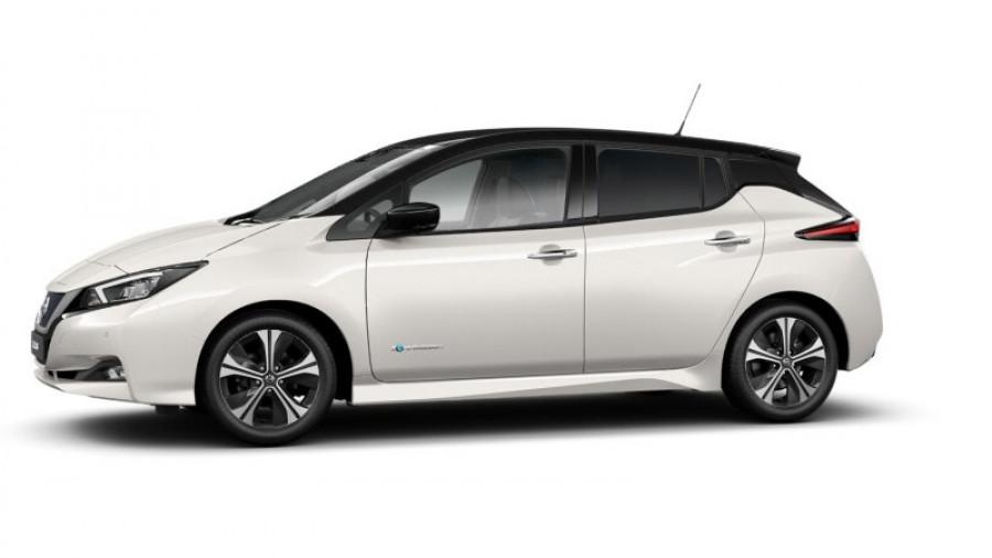 2020 Nissan LEAF ZE1 LEAF Hatchback Image 33