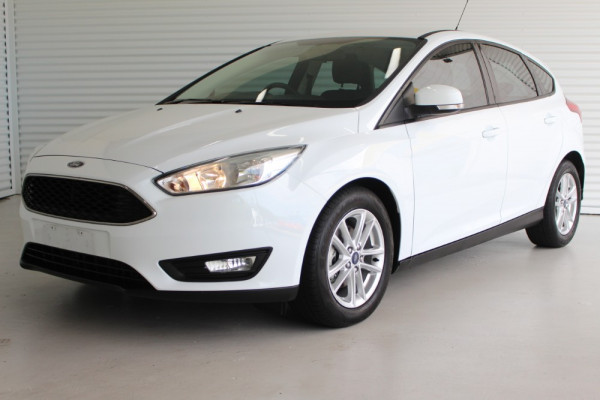 2017 Ford Focus LZ TREND Hatch Image 4