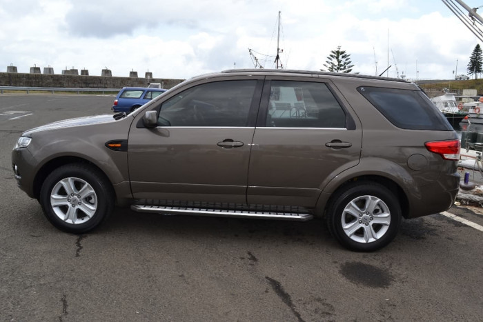 Used 2012 Ford Territory 704019 Gateway Ford