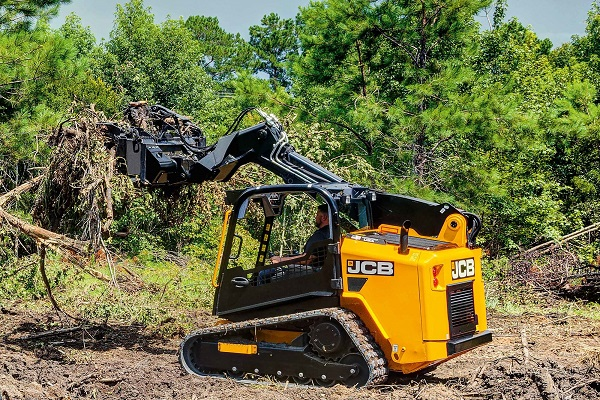 2021 JCB 250T Compact Track Loader (No Series) 250T Compact Track Loader