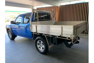 2011 Mazda BT-50 UNY0E4 Cab chassis Image 4
