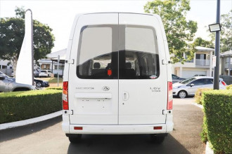 2018 MY21 LDV V80 LWB Mid Roof Van image 4