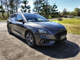 2019 MY19.25 Ford Focus SA 2019.25MY ST-Line Wagon