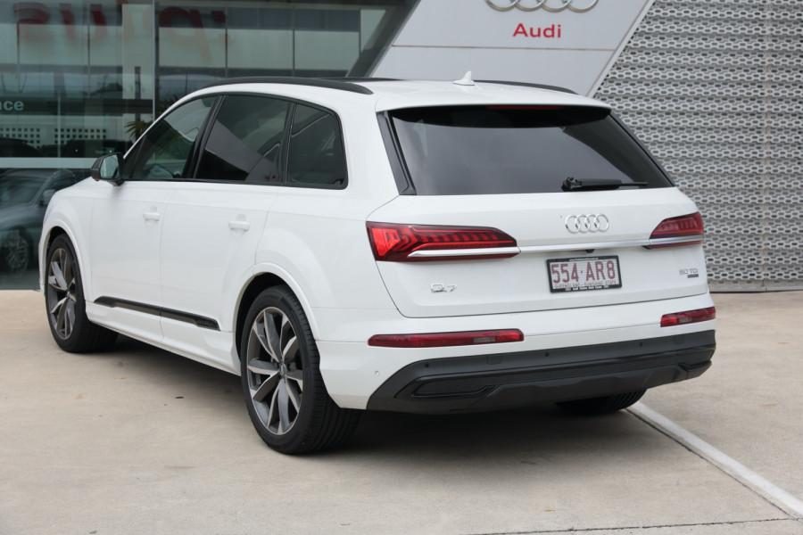 2020 Audi Q7 50 3.0L TDI Quattro 8Spd Tiptronic 210kW Suv Image 3