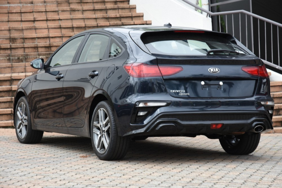 2019 Kia Cerato Hatch BD Sport with Safety Pack Hatchback