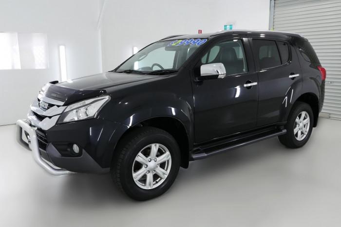 2016 MY16.5 Isuzu Ute MU-X MY16.5 LS-T Wagon