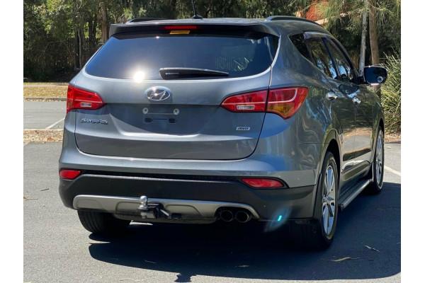 2013 Hyundai Santa Fe DM MY13 Elite Suv Image 3