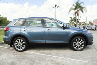 2014 Mazda CX-9 TB Series 5 Grand Touring Suv Image 4