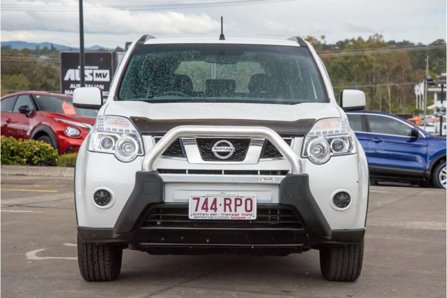 2010 Nissan X-Trail T31 MY10 ST Suv
