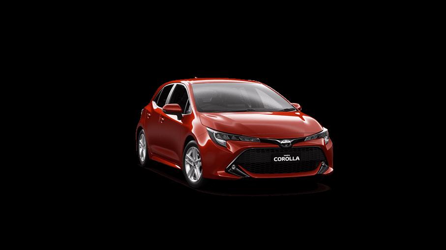 2018 Corolla Hatch SX <span>Petrol | Auto CVT</span>