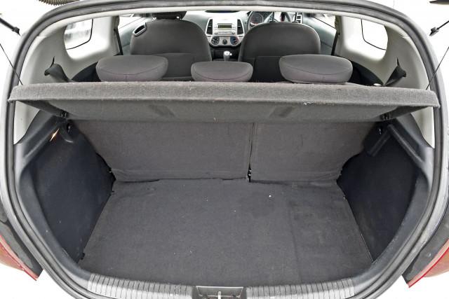 2011 Hyundai I20 PB MY11 Active Hatchback Image 6