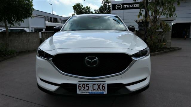 2021 Mazda CX-5 KF Series GT Suv Mobile Image 8