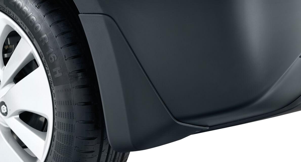 S-Cross - Rear Rigid Mud Flap