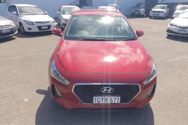 2020 MY19 Hyundai I30  PD2 TROPHY Hatch