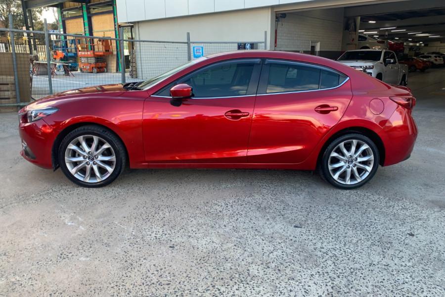 2015 Mazda 3 BM Series SP25 GT Sedan Sedan Image 4