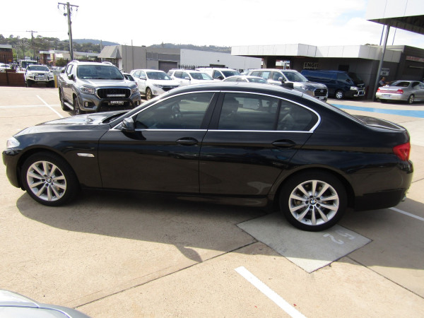 2013 MY12 BMW 5 Series F10  520d Sedan