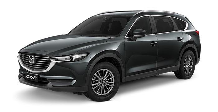 2019 Vehicle . mazda CX-8 KG Sport Wagon