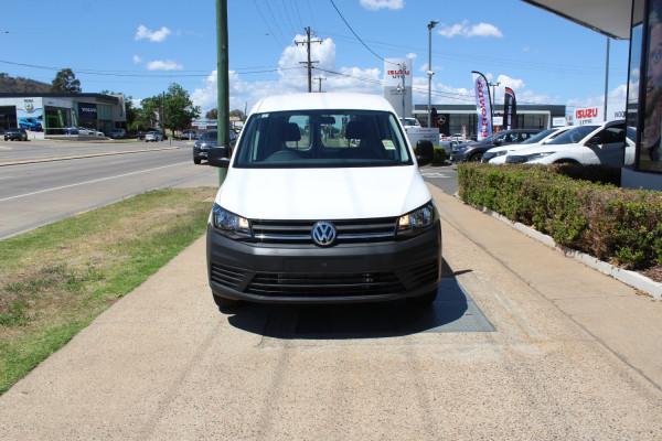 2020 Volkswagen Caddy 2K Maxi Van Lwb van Image 3