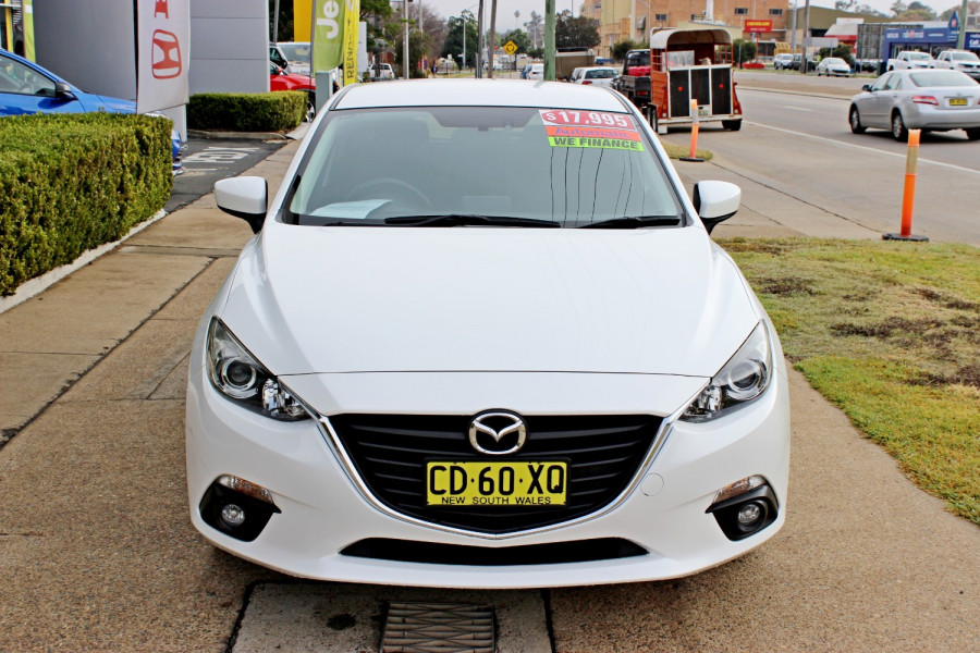 2014 Mazda Mazda3 BM5438 SP25 Hatchback