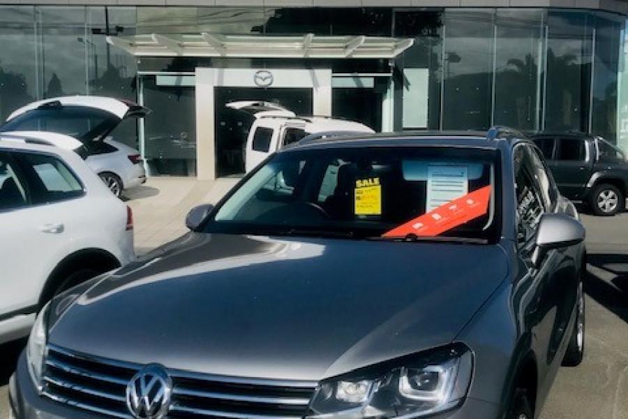 2017 Volkswagen Touareg 7P V6 TDI Suv