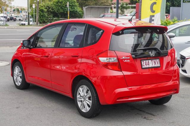 2013 Honda Jazz GE MY13 Vibe Hatchback Image 2